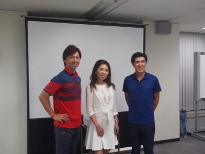 素晴らしい講師陣を迎え「健康セミナー」実施させていただきました